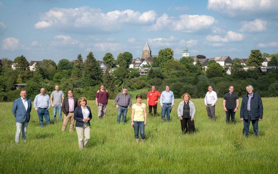Kämpferisch geht die Breckerfelder SPD in den Kommunalwahlkampf.